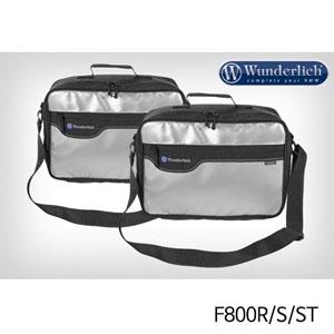 분덜리히 F800R/S/ST 이너백 for side cases EVO 셋트 블랙색상