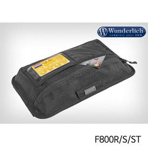 분덜리히 F800R/S/ST Case Lid Pocket 블랙색상