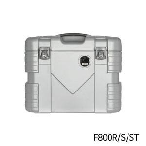 분덜리히 F800R S ST Krauser GOBI pannier set 실버색상