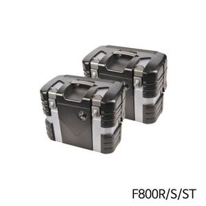 분덜리히 F800R S ST GOBI Case Set Black Edition 블랙 실버에디션
