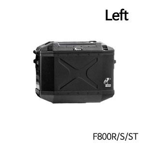 분덜리히 F800S ST Krauser Xplorer case | 30 litres 좌측 블랙색상