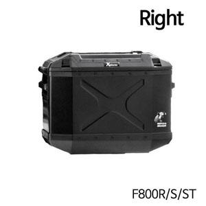 분덜리히 F800S ST Krauser Xplorer case | 30 litres 우측 블랙색상