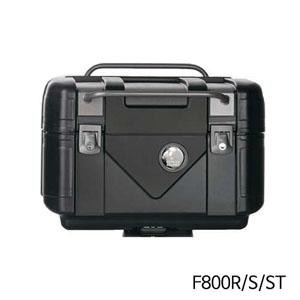 분덜리히 F800R(-14) S ST Hepco & Becker GOBI 탑케이스 42 블랙색상