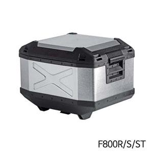 분덜리히 F800R(-14) S ST Krauser Xplorer 탑케이스 알루미늄 45litres 실버색상