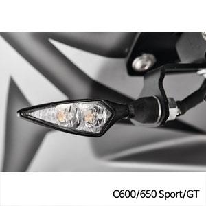 분덜리히 BMW C600/C650 Sport/GT Kellermann Micro Rhombus PL indicator - 프론트 오른쪽