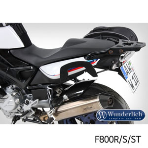 분덜리히 F800R( -14) Hepco & Becker luggage carrier for Softcase F 800 S | F 800 ST