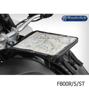분덜리히 F800R S ST Replacement map holder for tank bag Elephant