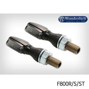 분덜리히 F800R S ST LED 깜빡이 pair SPARK tinted 블랙색상