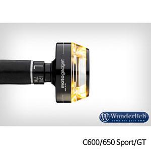 분덜리히 BMW C600 C650 Sport GT Motogadget m-Blaze Disc indicator - 좌측 블랙색상