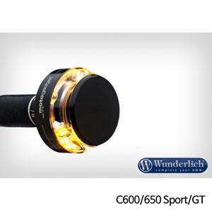 분덜리히 BMW C600 C650 Sport GT Motogadget m-Blaze Disc indicator - 우측 블랙색상