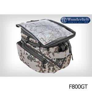 분덜리히 F800GT Tankbag ELEPHANT CAMOUFLAGE Edition - Camouflage