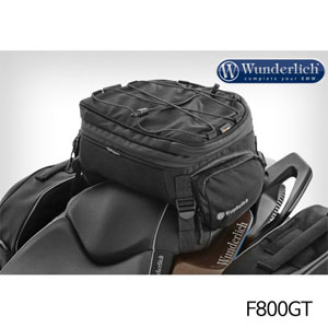분덜리히 F800GT Seat and Rack Bag Elephant
