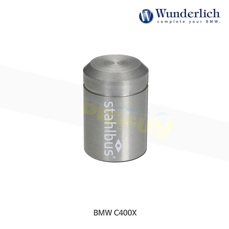 분덜리히 BMW 모토라드 C400X 브레이크 블리더 밸브용 보호캡 - 실버 색상 36740-001