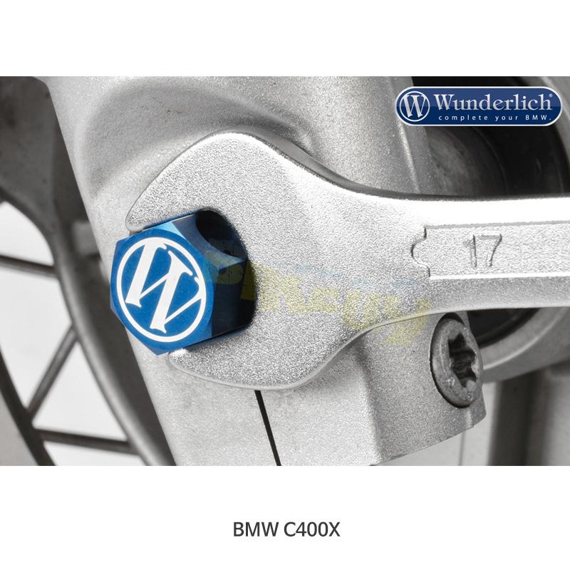 분덜리히 BMW 모토라드 C400X 멀티툴 스핀들툴 - 블루 색상 21300-000