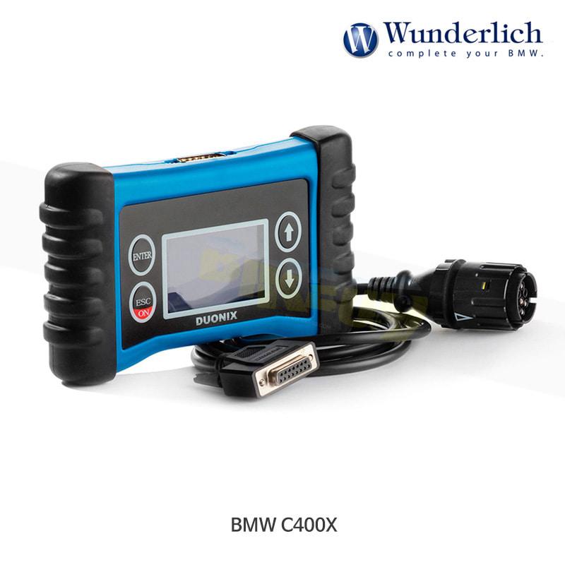 분덜리히 BMW 모토라드 C400X Diagnostic tester Bikescan 100 - 블루 색상 44610-000