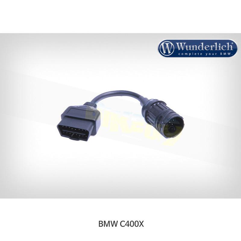분덜리히 BMW 모토라드 C400X EURO4 차량용 GS-911 어댑터 케이블 44610-210