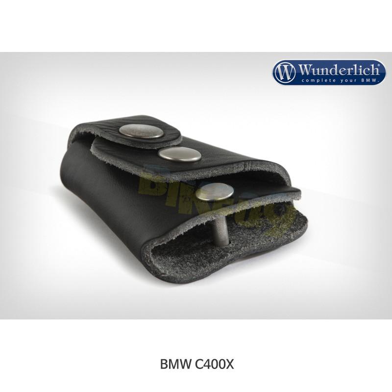 분덜리히 BMW 모토라드 C400X 범용 키파우치 - 블랙 색상 44115-912