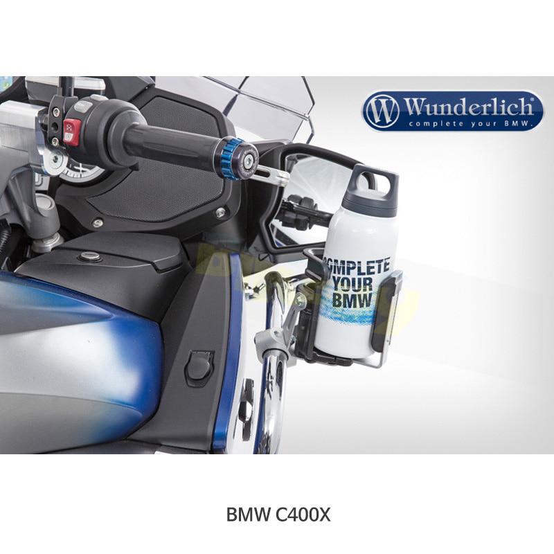 분덜리히 BMW 모토라드 C400X 드링크 홀더 VARIO - 블랙 색상 43581-002