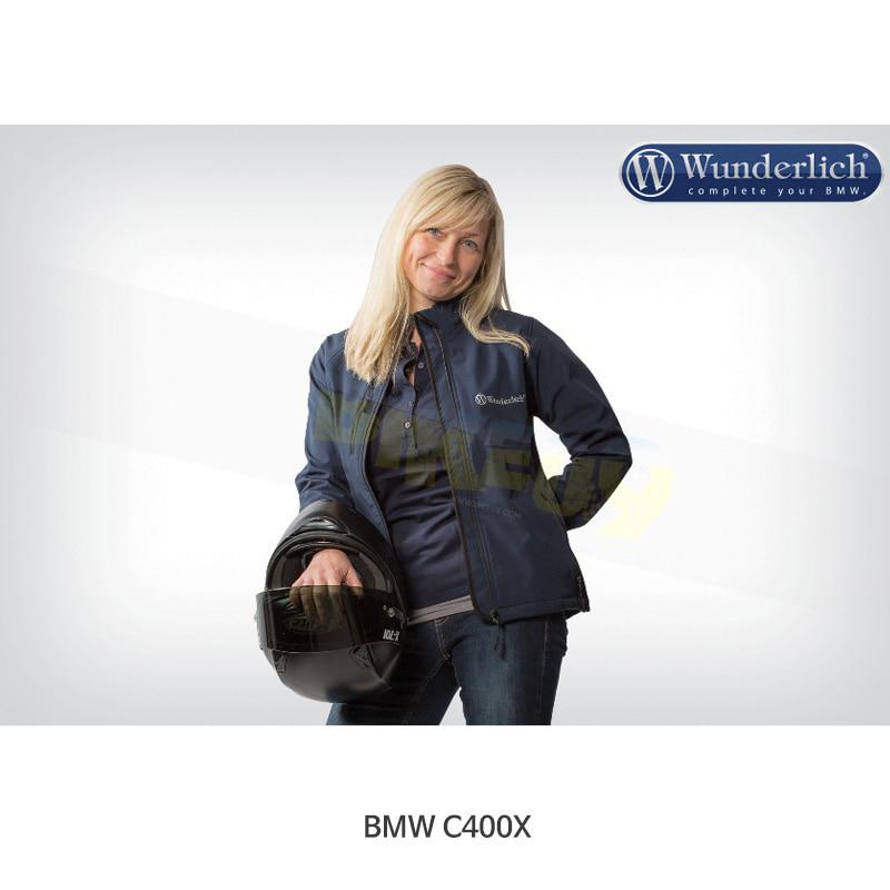 분덜리히 BMW 모토라드 C400X soft shell 여성용 자켓 - L 43230-020