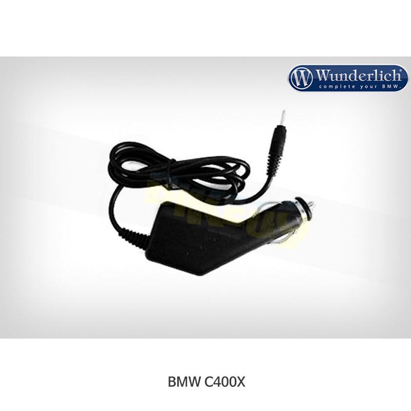 분덜리히 BMW 모토라드 C400X 12V 시가 라이터용 E-Vest 가열 조끼 충전기 42790-305