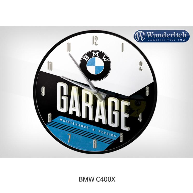 분덜리히 BMW 모토라드 C400X BMW 벽시계 - Nostalgic Art 25320-100