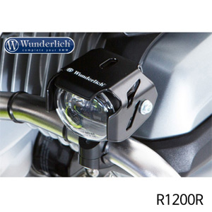 분덜리히 안개등 R1200R Conversion kit to addiitional LED-Headlights 블랙