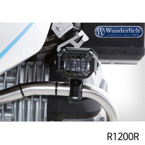 분덜리히 안개등 R1200R Protective grate for auxiliary Microflooter headlights. 블랙
