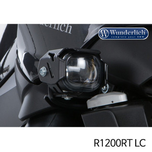 분덜리히 안개등 R1200RT LC LED additional headlight MicroFlooter R 1200 RT LC 블랙