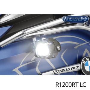 분덜리히 안개등 R1200RT LC LED additional headlight Micro Flooter for tank bars 블랙