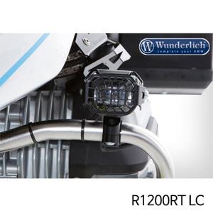 분덜리히 안개등 R1200RT LC Protective grate for auxiliary Microflooter headlights. 블랙
