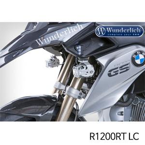 분덜리히 안개등 R1200RT LC Protective grate for auxiliary Microflooter headlights. 실버
