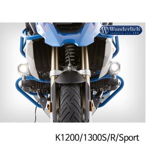 분덜리히 안개등 K1200 K1300S R Sport LED additional head light ATON 실버 타입2