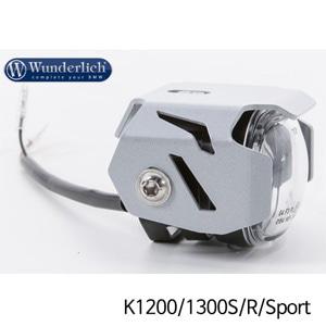 분덜리히 안개등 K1200 K1300S R Sport Conversion kit to addiitional LED-Headlights 실버