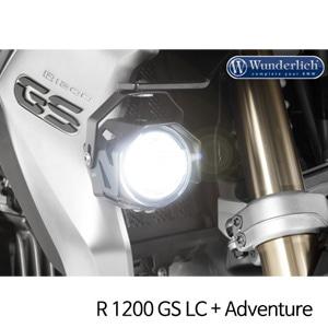 분덜리히 안개등 R1200GS LC R1200GS어드벤처 LED additional head light ATON 블랙 타입1