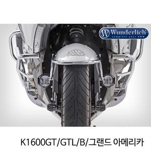 분덜리히 안개등 K1600GT GTL B 그랜드 아메리카 LED additional head light ATON 블랙 타입2