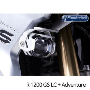 분덜리히 안개등 R1200GS LC R1200GS어드벤처 LED auxiliary headlight MicroFlooter 실버