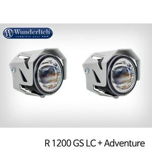 분덜리히 안개등 R1200GS LC R1200GS어드벤처 LED additional head light ATON 실버 타입2