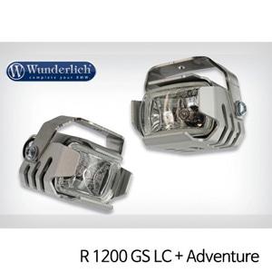 분덜리히 안개등 R1200GS LC R1200GS어드벤처 Additional light ?MicroFlooter 실버