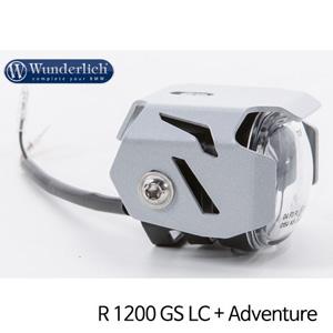 분덜리히 안개등 R1200GS LC R1200GS어드벤처 Conversion kit to addiitional LED-Headlights 실버