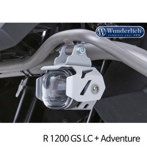 분덜리히 안개등 R1200GS LC R1200GS어드벤처 Conversion kit BMW mount to LED MicroFlooter 실버