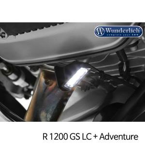 분덜리히 안개등 R1200GS LC R1200GS어드벤처 side stand illuminator