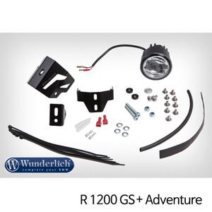 분덜리히 안개등 R1200GS 어드벤처 conversion kit LED additional headlight ATON 블랙