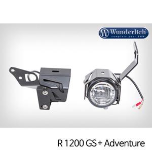 분덜리히 안개등 R1200GS 어드벤처 LED additional head light ATON 블랙 타입1