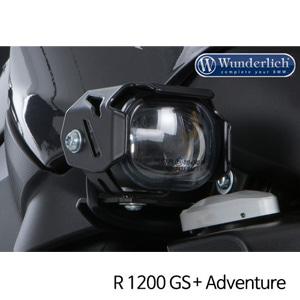 분덜리히 안개등 R1200GS 어드벤처 LED additional headlight MicroFlooter 블랙