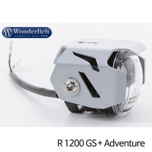 분덜리히 안개등 R1200GS 어드벤처 Conversion kit to addiitional LED-Headlights 실버