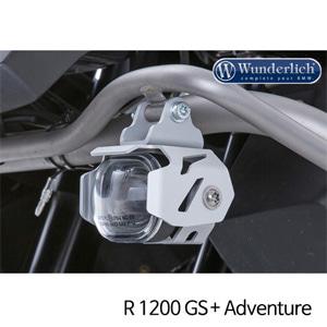분덜리히 안개등 R1200GS 어드벤처 Conversion kit BMW mount to LED MicroFlooter 실버