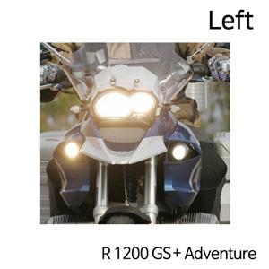 분덜리히 안개등 R1200GS 어드벤처 Fog beam auxiliary fog light with light panels | left side - left
