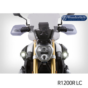 분덜리히 안개등 R1200R LC LED additional head light ATON 블랙 타입1