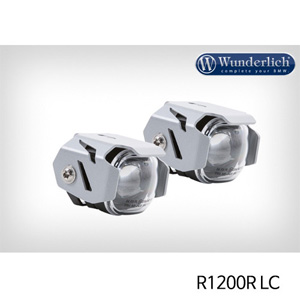 분덜리히 안개등 R1200R LC MicroFlooter LED auxiliary headlight R 1200 R LC 실버