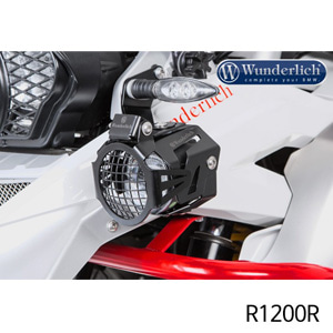 분덜리히 안개등 R1200R Auxiliary light protection grill ATON - Set 블랙